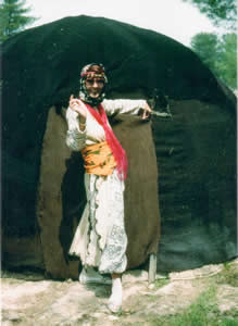 neolithic lady