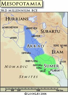 sumer map five (1)