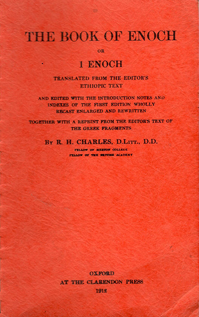 one enoch copy