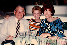 my m Papa, my mother and I, Arizona, 1985; Papa passed away 1988.other: Hertha (1916)
