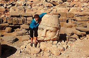 Turkey_01_atNemrut