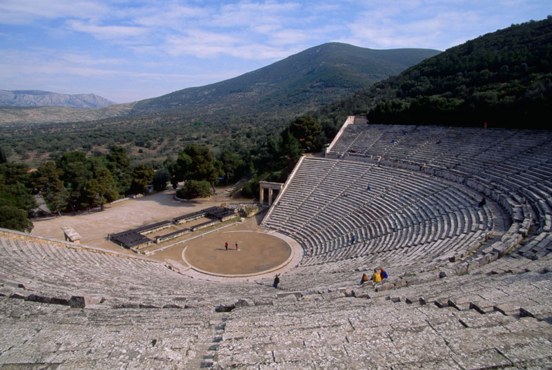 amphitheater-epidaurus