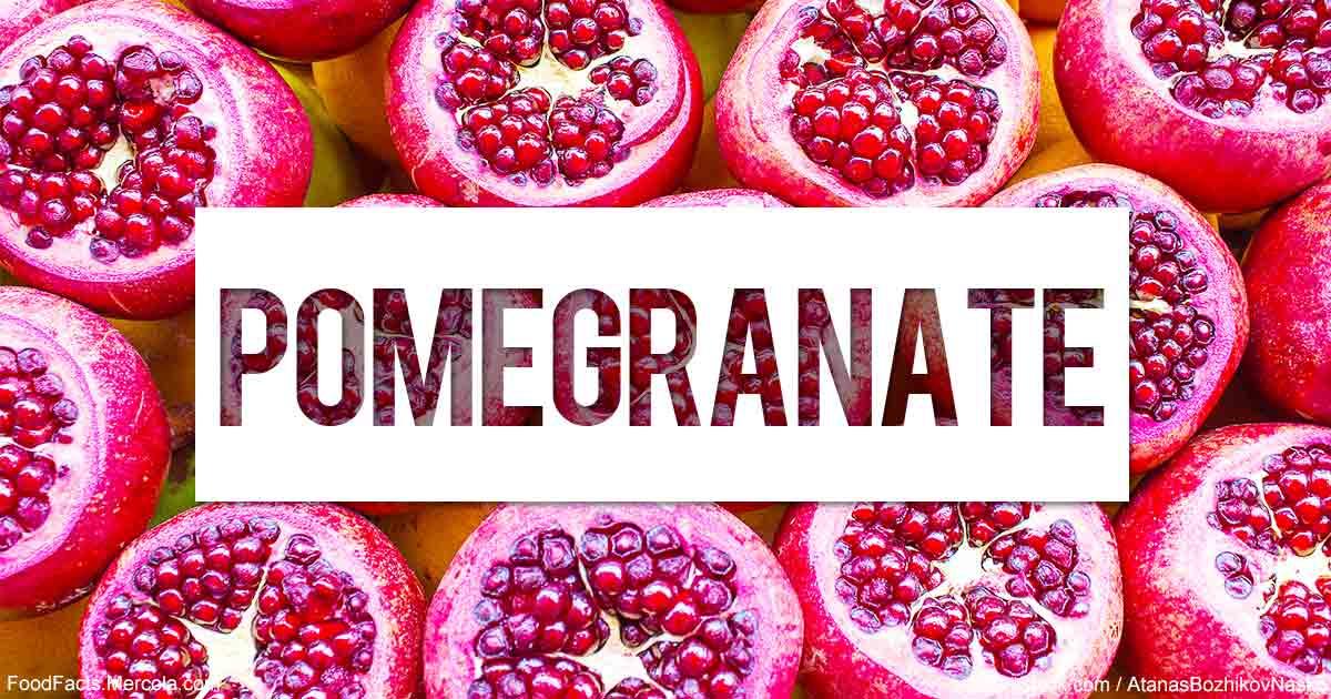 pomegrabates