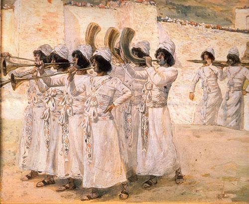 trumpet priests
