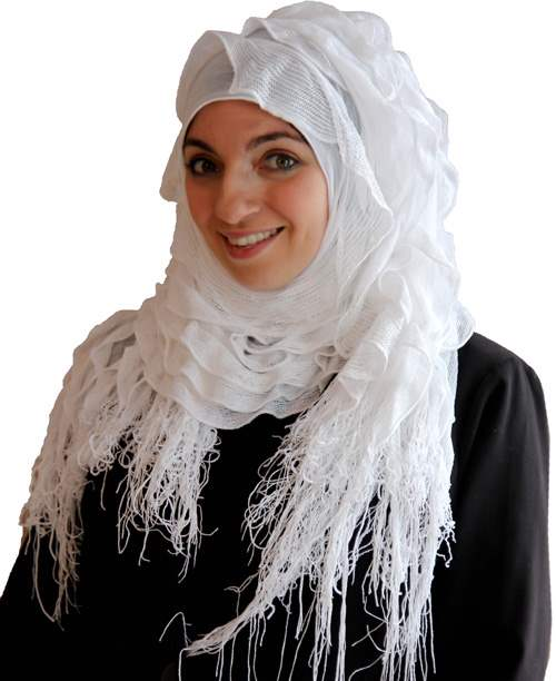 fancy hijab