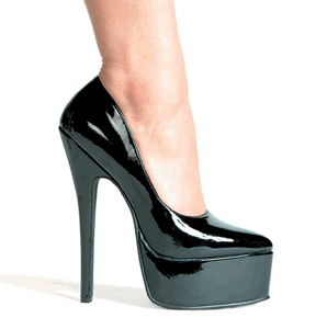 pump stiletto