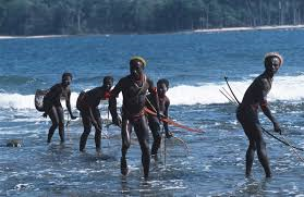 andaman people