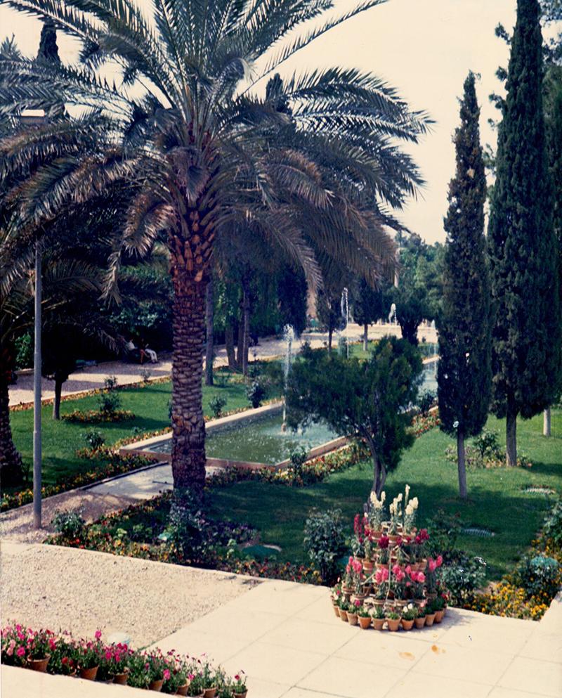 garden of Hafiz