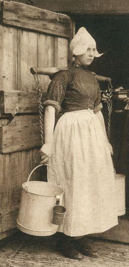 dutch-milkmaid