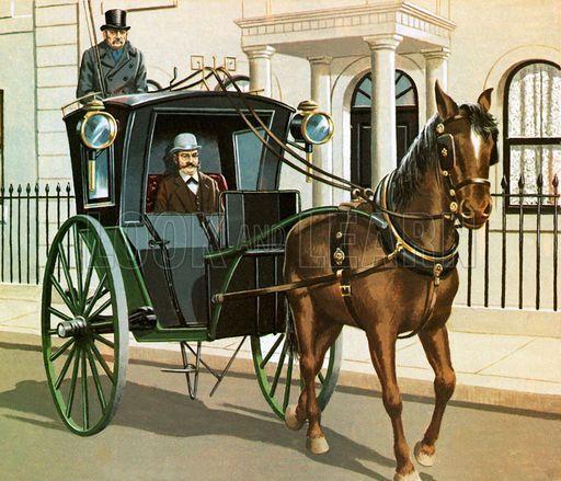 hansom cabbie