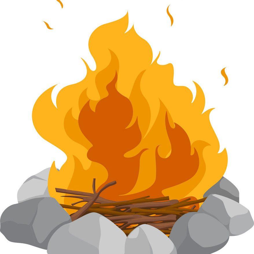 campfire-vector-917478