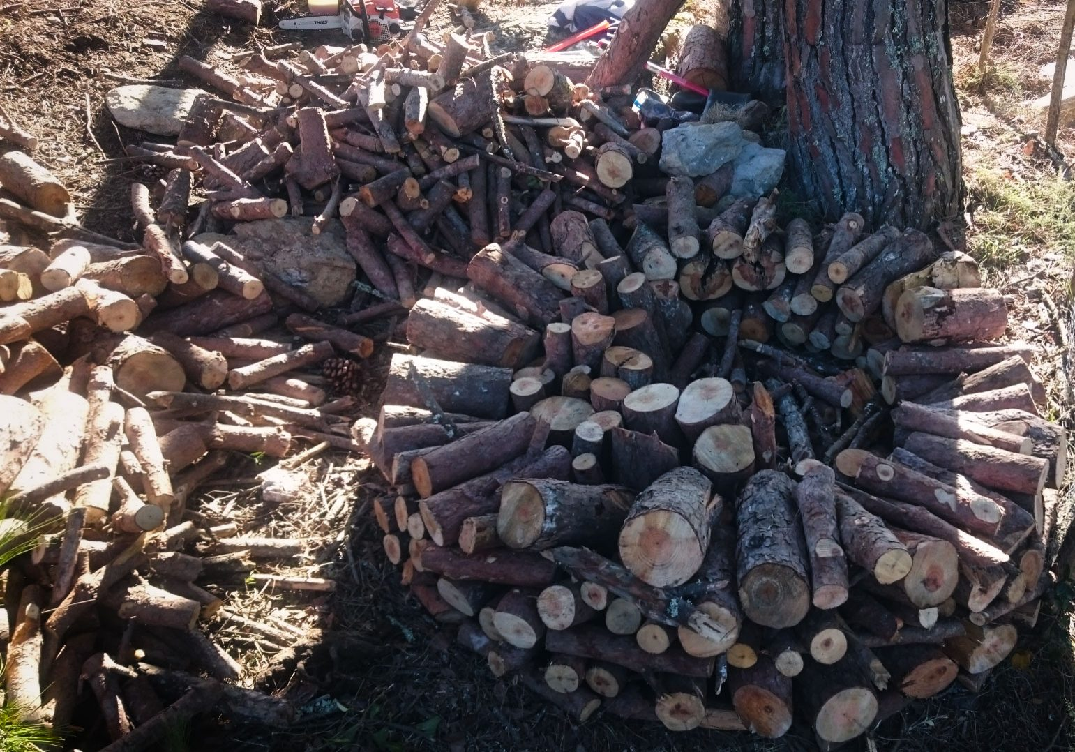 wood-stacking
